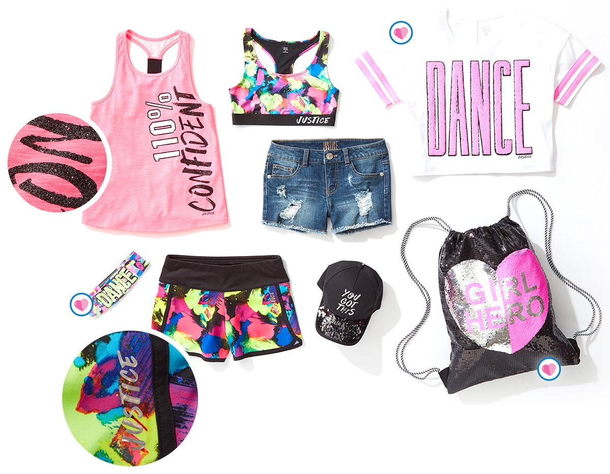 Get Confidant! Mackenzie Ziegler Collection