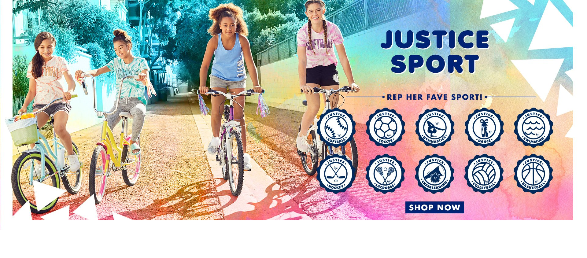 Girls\' Activewear & Sporty Styles for Tweens | Justice