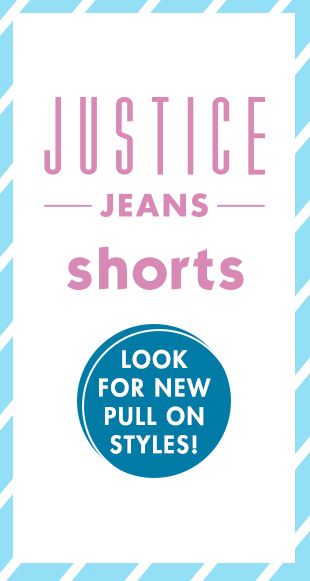 8704e0901fbb9 Tween Girls  Denim   Knit Shorts - Denim Overalls