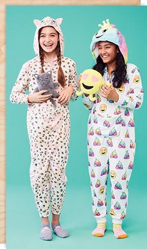 Tween Girls' Pajamas & Sleepwear   Justice