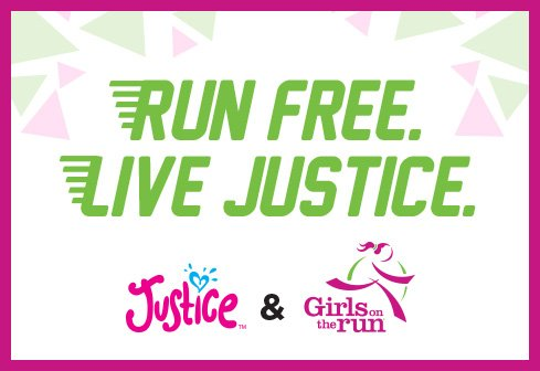 Run Free. Live Justice. Justice & Girls on the Run