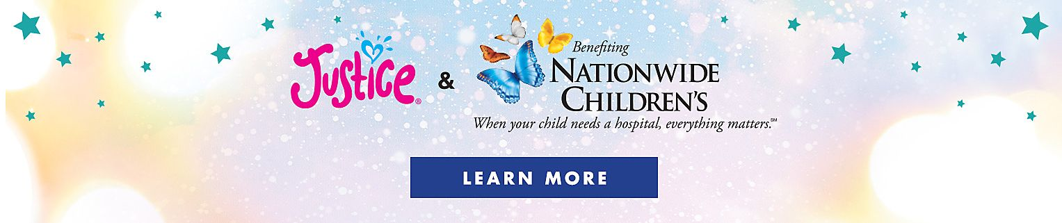 Justice and Nationwide Children's